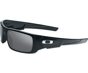 Oakley Crankshaft Polished Black Black Iridium Schwarz fLr18C5