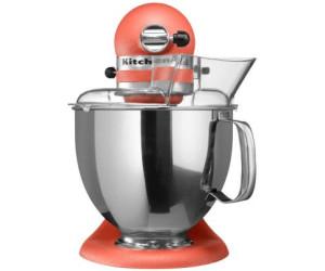KitchenAid Robot da cucina Artisan terracotta (5KSM150BCD) a € 499 ...