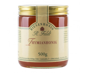 R. Feldt Thymianhonig (500 g)