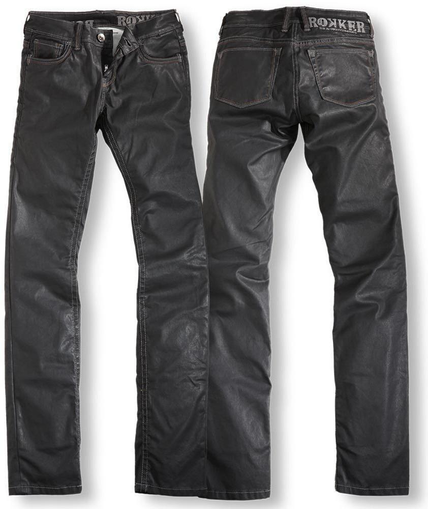 Rokker The Black Diva Jeans