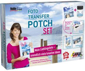 c kreul hobby line foto transfer potch set 49960 ab 7 13 preisvergleich bei. Black Bedroom Furniture Sets. Home Design Ideas