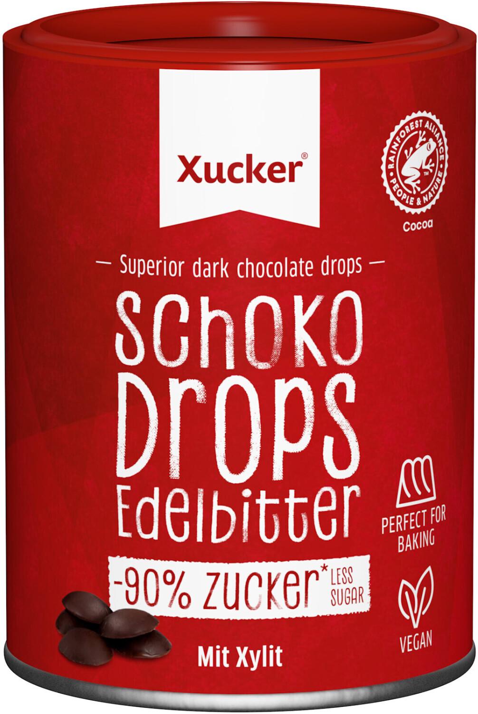 Xucker Schoko-Drops (200g)