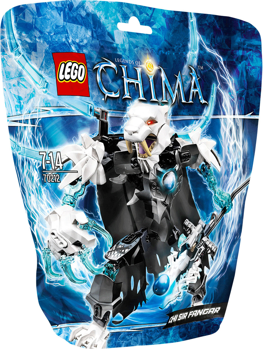 LEGO Legends of Chima - CHI Sir Fangar (70212)