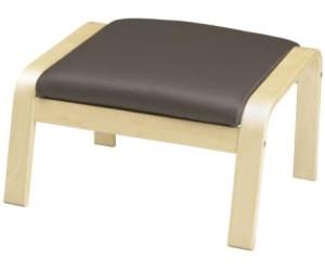 ikea hocker po ng dunkelbraun ab 101 68 preisvergleich bei. Black Bedroom Furniture Sets. Home Design Ideas