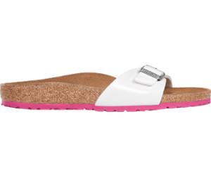 sports shoes 4b29d 13c3d Birkenstock Madrid Birko-Flor weiß ls pink ab 39,86 ...