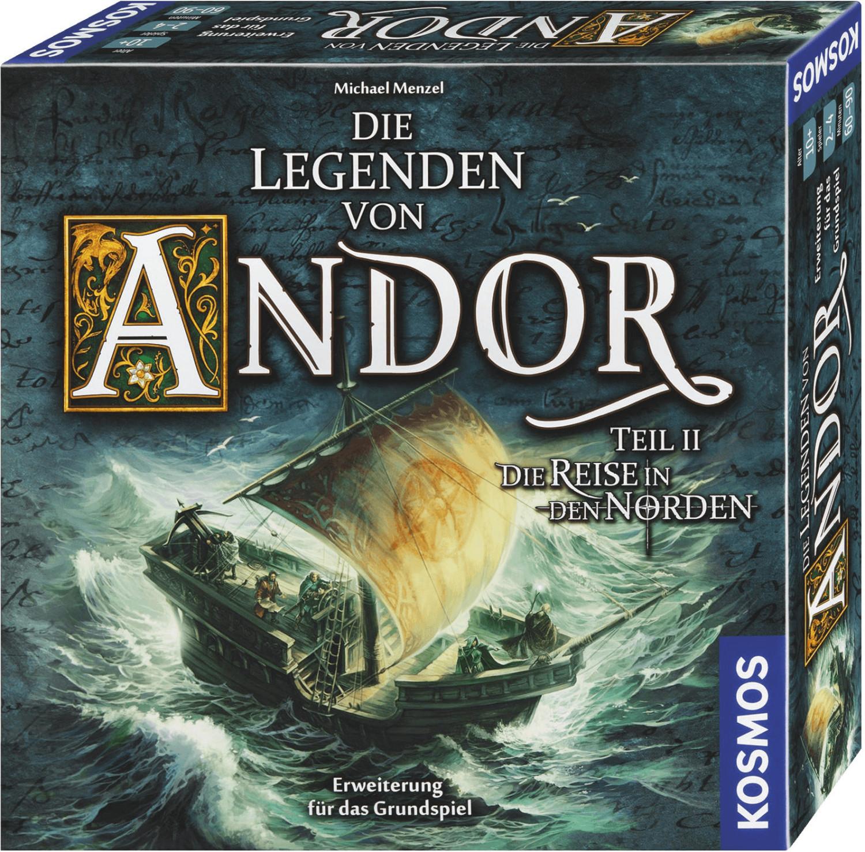 Kosmos Die Legenden von Andor - Reise in den Norden (692346)
