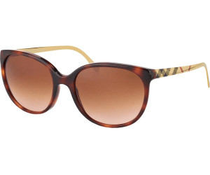 Burberry BE4146 Sonnenbrille Havanna 340713 55mm 0bGSWt