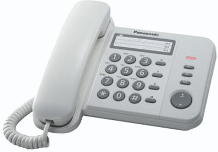Panasonic KX-TS520 white