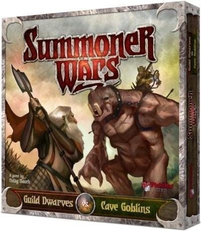 Plaid Hat Games Summoner Wars: Guild Dwarves vs...