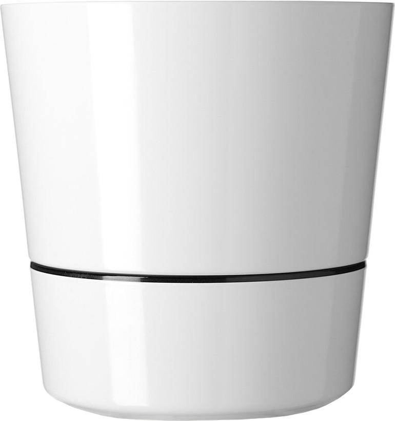 Rosti Mepal Hydro Kräutertopf groß (13,5 cm) weiß