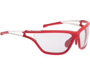 Alpina Sonnenbrille Performance EYE-5 VL+, titan-white, A8532125