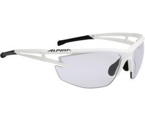 Alpina Eye-5 HR VL+ - white mat-black/black ivuQZD2xdH