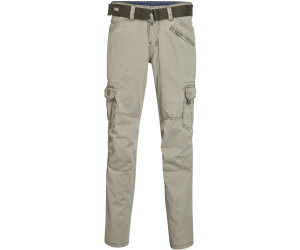 Herren Jeans Timezone Cargo Hose Jeans Benito 6166 sand mit