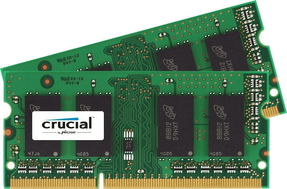 Image of Crucial 16GB DDR3 Kit PC3-12800 CL11 (CT2KIT102464BF160B)