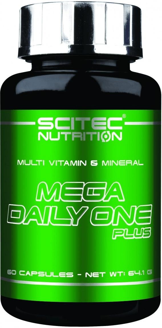 Scitec Nutrition Mega Daily One Plus 60 Kapseln
