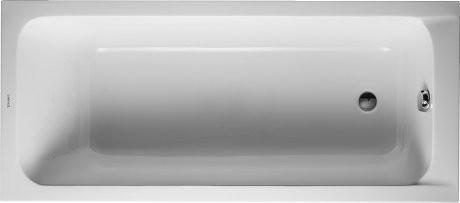 Duravit D-Code Rechteck-Badewanne (700096000000...