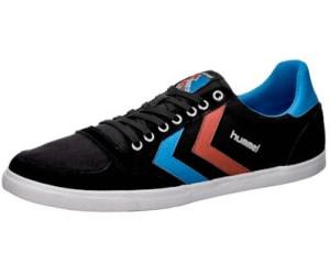 Hummel Slimmer Stadil Low Sneaker, schwarz, schwarz