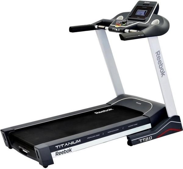 Reebok Laufband Titanium Treadmill TT20 RVTT-10421WH