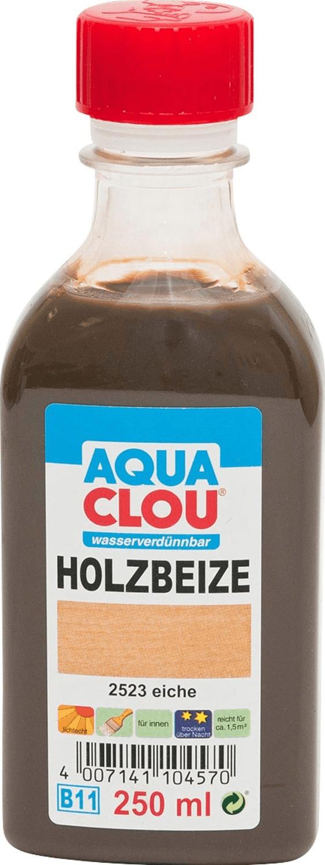 AQUA CLOU Holzbeize B11 eiche 250 ml