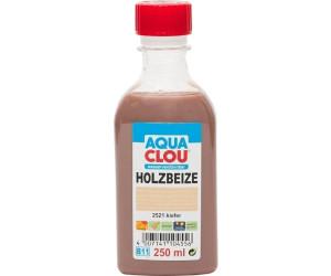 aqua clou holzbeize b11 kiefer 250 ml ab 6 95 preisvergleich bei. Black Bedroom Furniture Sets. Home Design Ideas