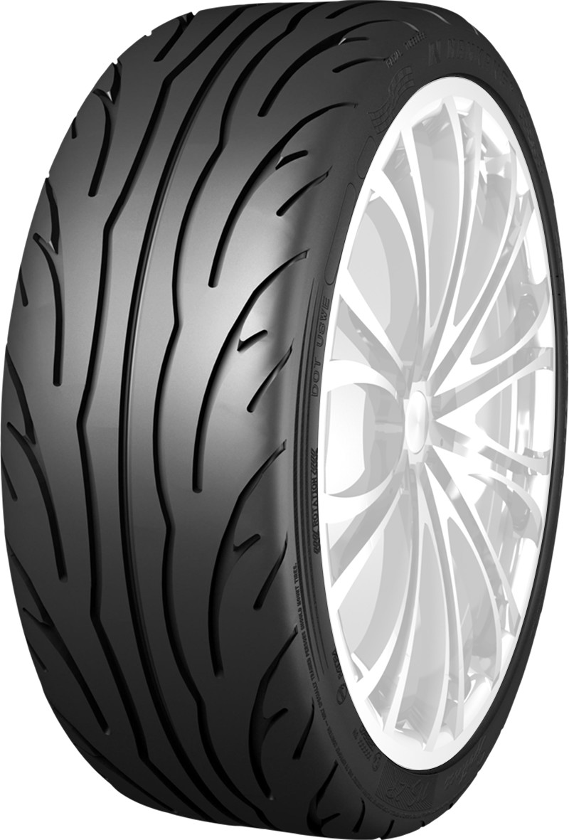 NanKang NS-2R Race Street 180 195/50 R15 86W (Medium)