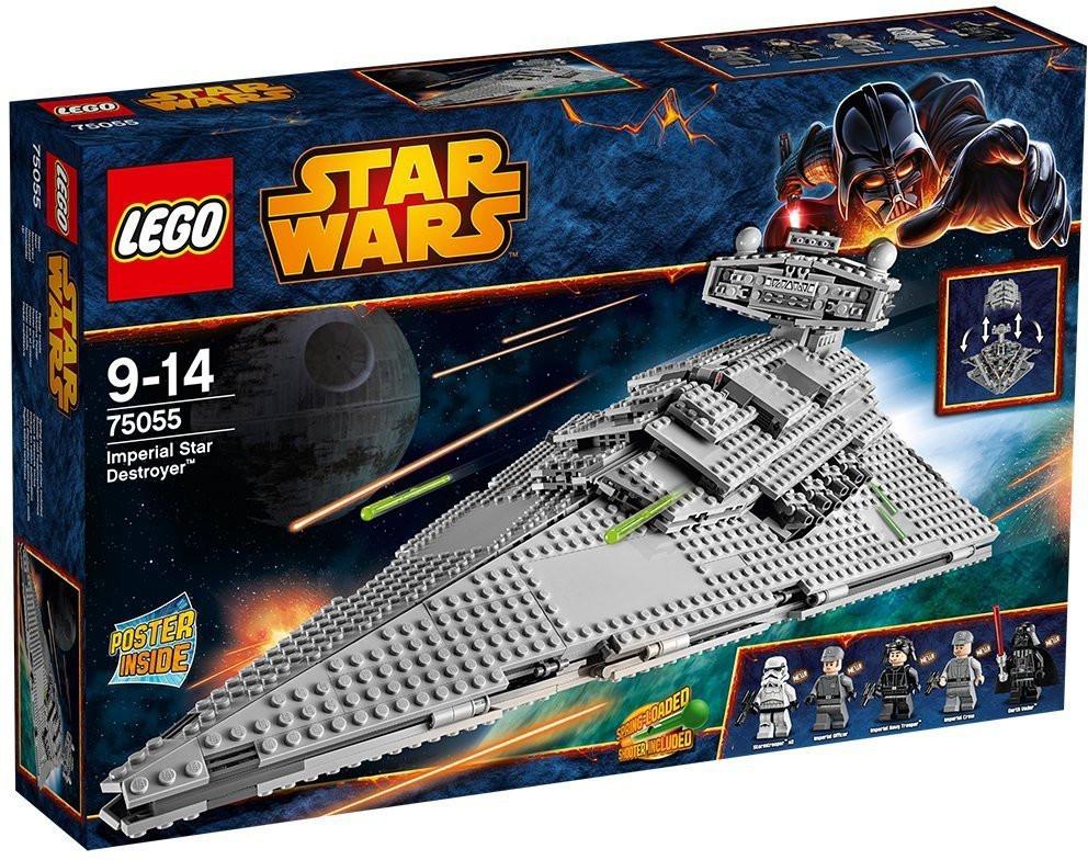 LEGO Star Wars - Sternenzerstörer (75055)