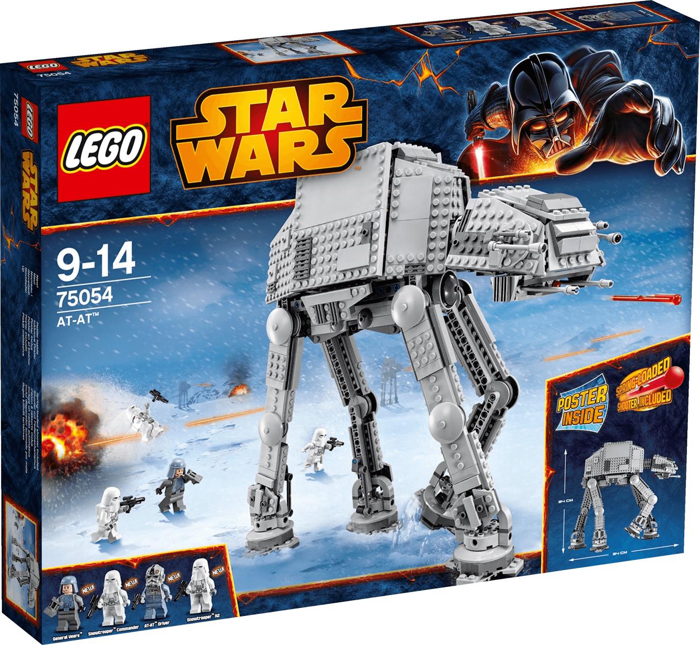 LEGO Star Wars - AT-AT (75054)