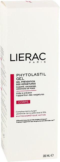 Lierac Phytolastil Gel bei Dehnungsstreifen
