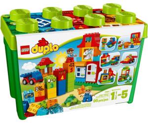 Buy Lego Duplo Deluxe Box Of Fun 10580 From 12650 Best Deals