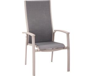Best Larino Stapelsessel Alu Textil Ab 9990 Preisvergleich
