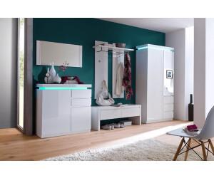 mca furniture foyer ocean 5 teilig garderobe ab preisvergleich bei. Black Bedroom Furniture Sets. Home Design Ideas