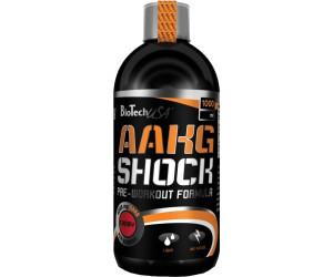BioTech USA AAKG Shock 6000 1000ml