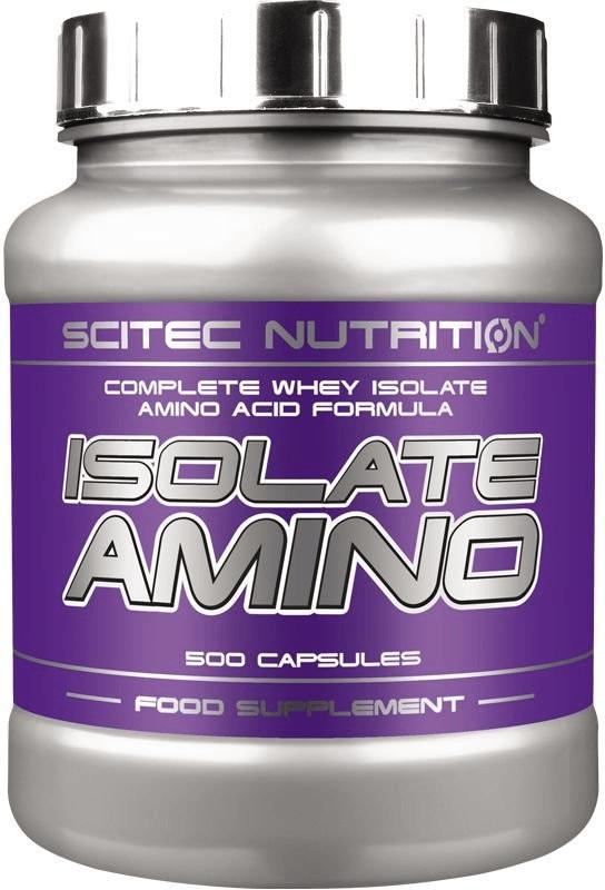 Scitec Nutrition Isolate Amino 500 Stück