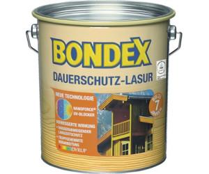 Bondex Dauerschutz Lasur 4 L Eiche Hell 795 Ab 48 75