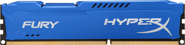 Kingston HyperX Fury 8GB DDR3-1866 CL10 (HX318C10F/8)