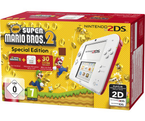 Nintendo 2DS New Super Mario Bros. 2 Special Edition