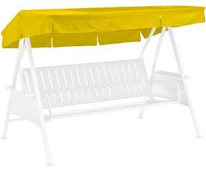 kettler ersatzdach f r avantgarde 3 sitzer 207 x 146 cm ab. Black Bedroom Furniture Sets. Home Design Ideas