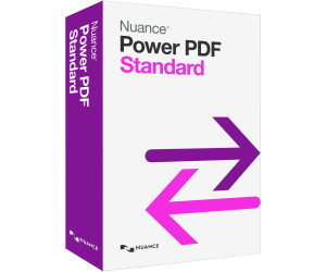 Nuance Power PDF Standard (DE) (Win)