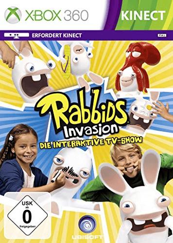 Rabbids Invasion: Die interaktive TV Show