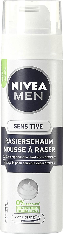 Nivea Men Rasierschaum Sensitiv (200 ml)