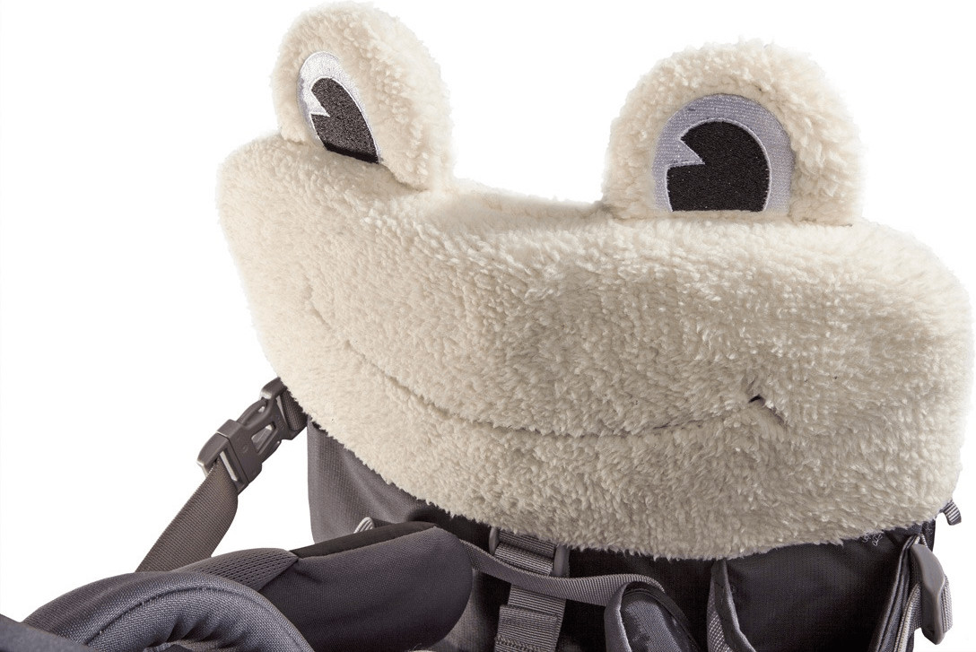 VAUDE Cushion for Carriers - Frog