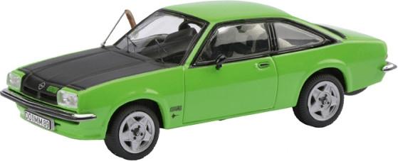 Schuco Opel Manta B mit Fuchsschwanz (450276300)