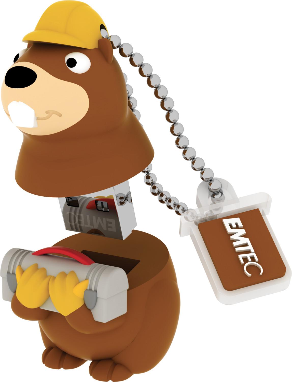 Emtec Building Beaver 8GB