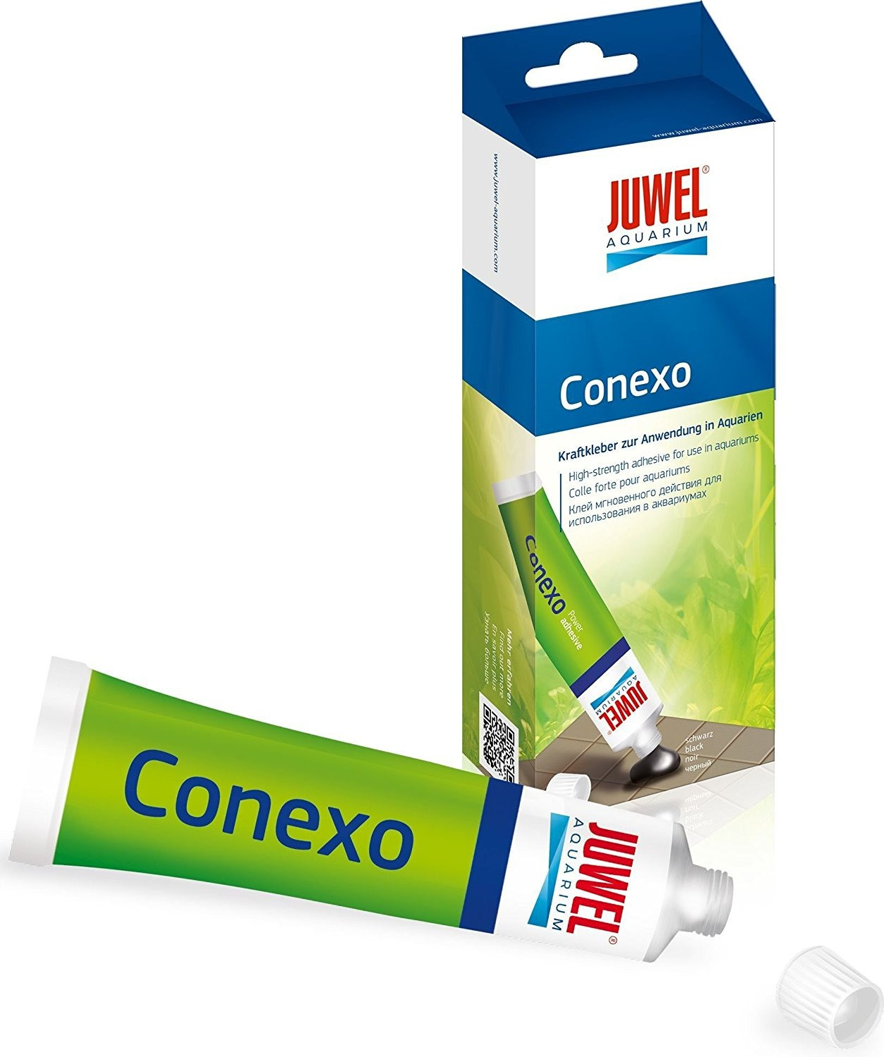 Juwel Conexo Aquariumkleber 80 ml
