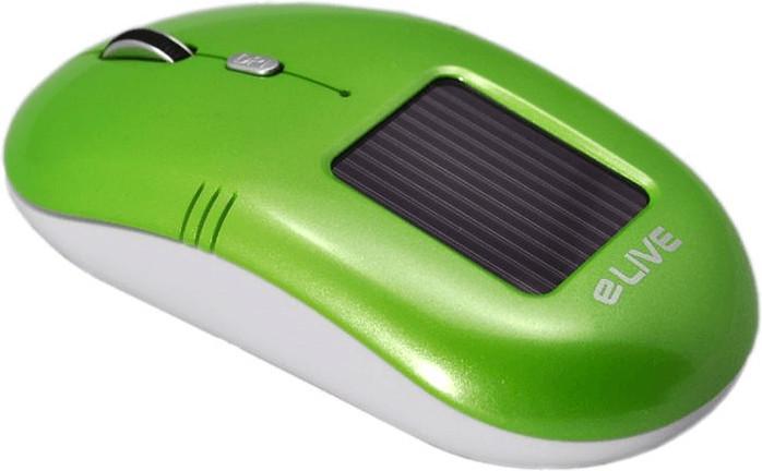 Image of Coolgate eLive Light Solar Mouse (green)