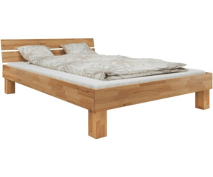 erst holz bett buche 120x200cm ab 194 95 preisvergleich bei. Black Bedroom Furniture Sets. Home Design Ideas