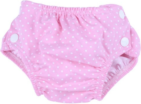 PoPoLini Badewindel Dots Pink