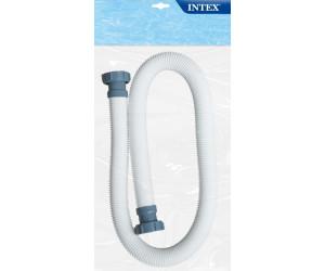 2 x Piscine tuyau 32 mm Intex 1,5 m Piscine Tuyau filtre piscine