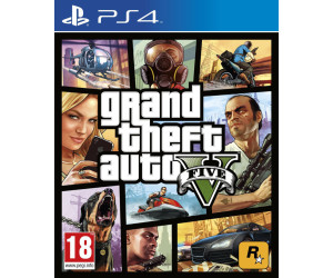 Buy Grand Theft Auto 5 Ps4 From 17 99 Today Best Deals On