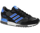 sale retailer b7c5b b5827 Adidas ZX 750 black bluebird running white